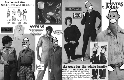 The long underwear section still makes me laugh after all these years.